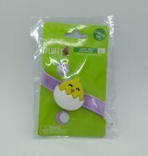Happy Go Fluffy Baby Chick in Egg Light Up Bracelet Easter Basket Filler Stuffer