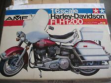 Tamiya Harley Davidson FLH 1200 1:6