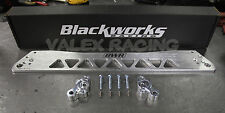 Blackworks BWR Rear Subframe Brace 92-95 Civic 94-01 Integra Silver EG DC2
