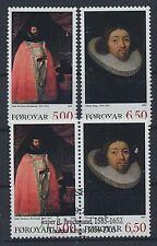 Färöer 471/72 postfrisch u. gestempelt (8419) ..................................