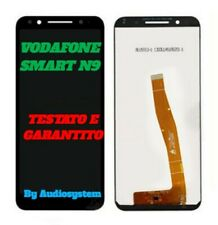DISPLAY LCD+TOUCH SCREEN per VODAFONE SMART N9 VFD720 VFD-720 VETRO SCHERMO NERO