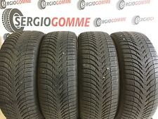 4x 225/55 R17 225 55 17 2255517 M+S  97H, MICHELIN INVERNALI, 6,4-6mm, DOT.2712