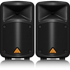 Behringer EUROPORT EPS500MP3 Ultra-Compact 500-Watt 8-Channel Portable PA System