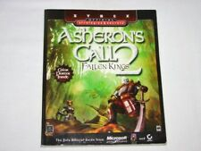 Asheron's Call 2 Computer Pc Game Microsoft Sybex Strategy Guide Rare