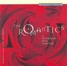 Various Artists : The Romantics: A Windham Hill Sampler CD