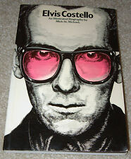 Elvis Costello An Illustrated Biography - Mick St. Michael 1986 Omnibus 120 Pgs