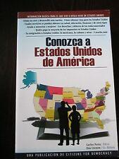 CONOZCA A ESTADOS UNIDOS DE AMERICA (Paperback)