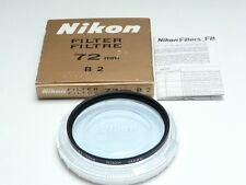 Nikon Coloured Lens Filter