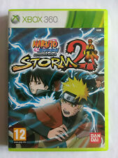 Naruto Shippuden Ultimate Ninja Storm 2 complet sur XBOX 360 / PAL / FR