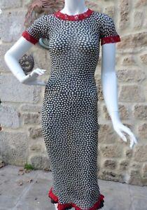 Robe maille de Gaultier
