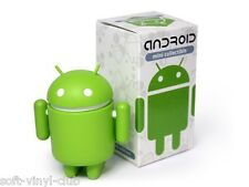 Android mini collectible standard edition green from Andrew Bell and Dyzplastic