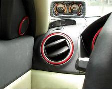 Universal Car Strip Interior Red Edge Gap Line 5M Molding Accessories Decoration