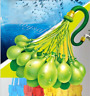 444 Water Balloons Quick & Easy Fill Bunch O Balloons Style Self-Sealing ,party