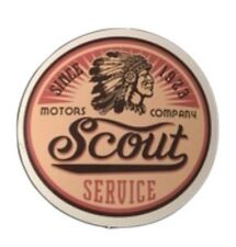 Scout Motors Company Service Sticker Case Laptop Luggage Decal 🇨🇦 Seller!