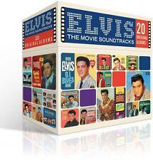Elvis Presley - Movie Soundtracks (20cd) [CD New]