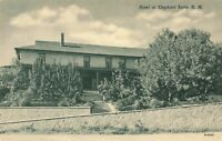 Postcard Hotel Elephant Butte New Mexico