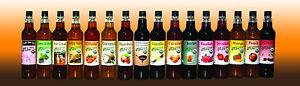 Joe's Organic Syrup 750ml. for: Coffee Cocktails,  Italian soda, etc 2 Pack