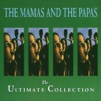 """MAMAS & PAPAS """"THE ULTIMATE  COLLECTION (BEST OF)"""" CD"""