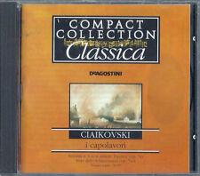 CD - DE AGOSTINI - COMPACT COLLECTION CLASSICA i capolavori - CIAIKOVSKI