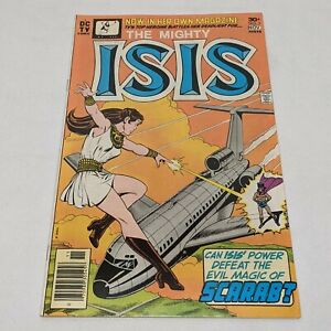 THE MIGHTY ISIS #1 - KEY 1st ISSUE /1st APPEARANCE