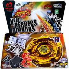 Hell / Hades Kerbecs BD145DS Metal Masters Beyblade Starter w/ Launc