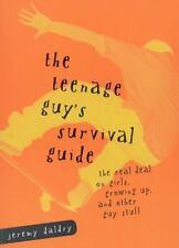 The Teenage Guy's Survival Guide (Turtleback School & Library Binding-ExLibrary