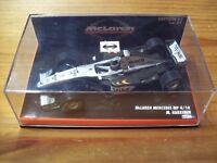 1/43 McLAREN MERCEDES MP4/14 MIKA HAKKINEN 1999 WORLD CHAMPION