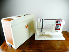 Janome New Home XL-II XL-2 Electric Sewing Machine Semi Industrial Case & Tools