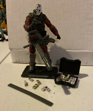 G.I. Joe Pursuit Of Cobra POC City Strike  Destro XXIV No. 1107