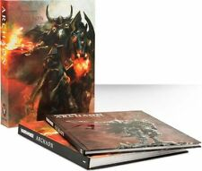 Archaon (HARDCOVER) WARHAMMER, The End Times, English, New! OOP!