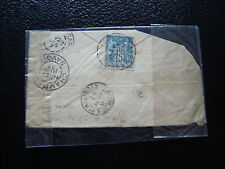 FRANCE - enveloppe 1897 (cy34) french