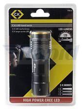 CK Tools T9510 LED Hand Torch 120 Lumens