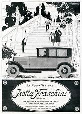G.Cappadonia-ISOTTA FRASCHINI-tipo 8-AUTOMOBILI MILANO-1923.