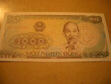 VIETNAM BANKNOTE 1000 DONGUNC 1988