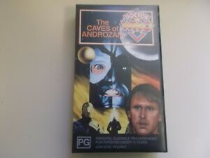 DOCTOR WHO THE CAVES OF ANDROZANI -  PETER DAVIDSON