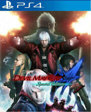 DEVIL MAY CRY 4 Special Edition PS4 (japan import)