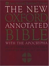 The New Oxford Annotated Bible with Apocrypha: An Ecumenical Study Bible, , 0195