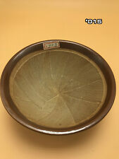 Ceramic Japanese China Antique - Suribachi Grinding Bowl  Clay Dish