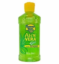 3 Pack Banana Boat Soothing Aloe After Sun Gel With Pure Aloe Vera 16 Oz Each