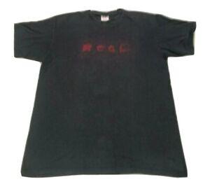 Men's Tom Waits 'Real Gone' Rare Promo T Shirt - Size Large - Grey