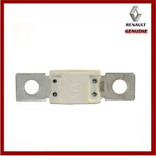 Genuine RENAULT Batterie Fusible Lien Connecteur 32 V 175 A. 8200351006 NOUVEAU!