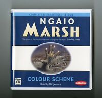 Colour Scheme: by Ngaio Marsh - Unabridged Audiobook - 8CDs