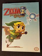 Legend of Zelda: Phantom Hourglass Strategy Guide Prima Games Nintendo DS