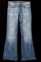 Citizens of Humanity Womens Denim Jeans Sz 26 Ingrid 002 Low Waist Flare Stretch