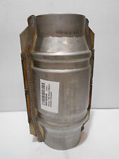 Vibrant 7102 Round Metal Core Catalytic Converter  B0018082A6