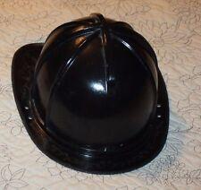 Morning Pride Fire Helmet - BLACK _ HT-BF2-HDO