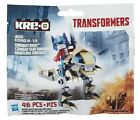 KRE-O Transformers Dinobot Ride. Optimus Prime Construction Toy. 2014.
