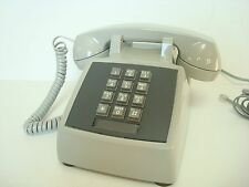Vintage Original Grey AT&T Western ElectricTelephone  2503 works NOS NEW IN BOX