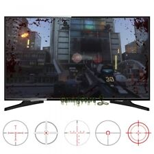 2 Size 5 Designs FastScope No Scope for FPS Games for PS3 PS4 Pro Slim PC Laptop