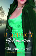 Regency Redemption (Mills & Boon Special Releases - Regency Collection 2011), By